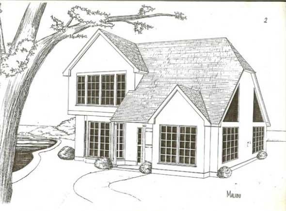 16 Modelos De Desenhos De Casas Para Construir E Como Faz Los
