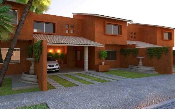 Fachada-de-casa-estilo-colonial-moderno-007