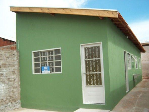 16 pequenos modelos de casas simples para construir for Modelos jardines para casas pequenas