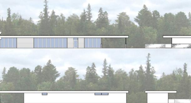 casa moderna com telhado verde-04