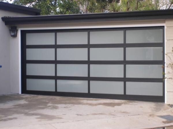 Extremamente 18 modelos de portões de garagem e 7 tipos comuns MS85