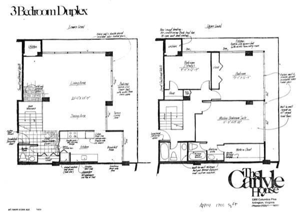 1-plantas de casas duplex modelos