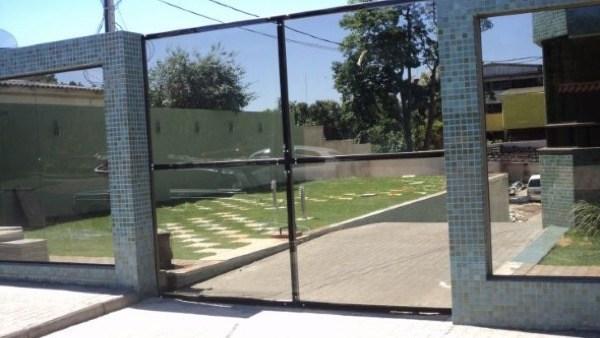 11-Modelos de portões de garagem