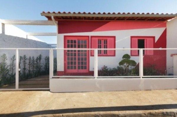 12-Cores para fachadas de casas
