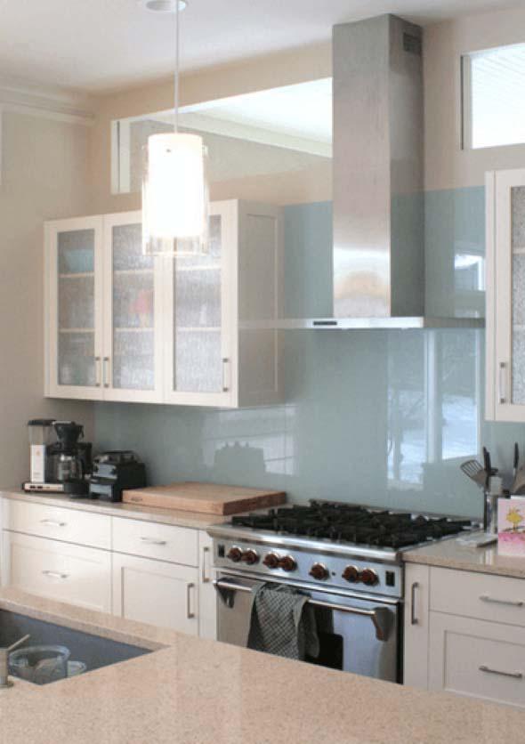 14 painéis de respingos criativos para sua cozinha 012