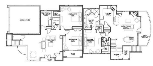 16-plantas de casas duplex modelos