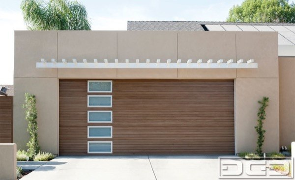 18-Modelos de portões de garagem