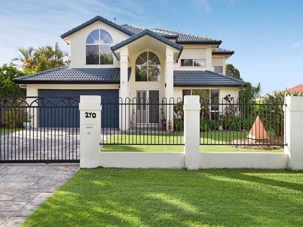 20-Cores para fachadas de casas