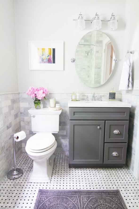 30 banheiros funcionais e pequenos 020