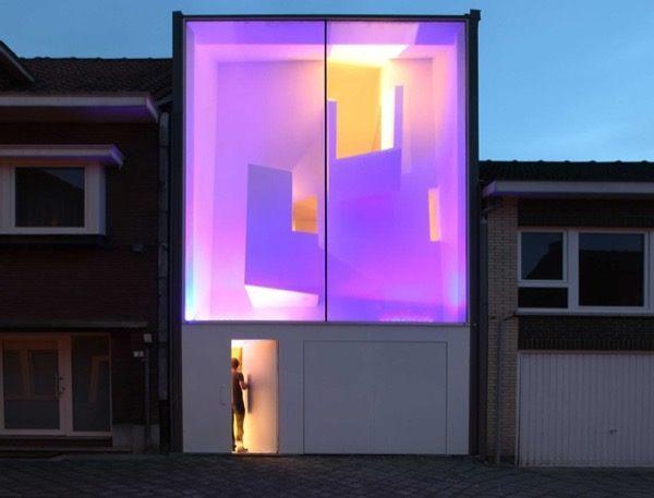 32-Cores para fachadas de casas