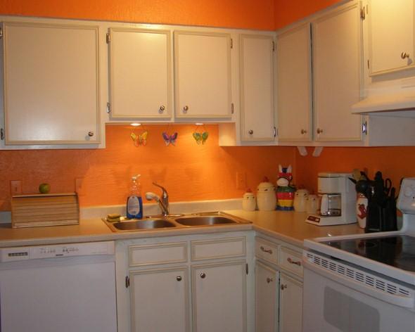 5 ambientes renovados somente com uma pintura 005