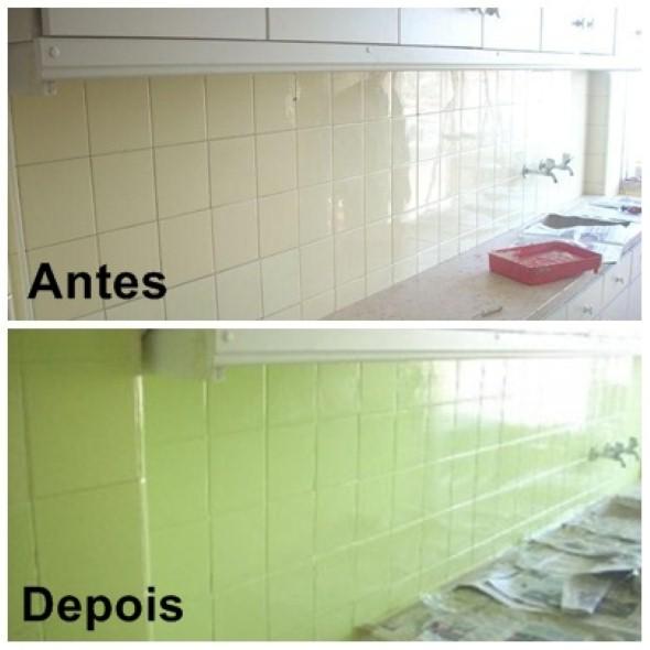 Pintura em azulejo de cozinha v rios - Pinturas para pintar azulejos ...