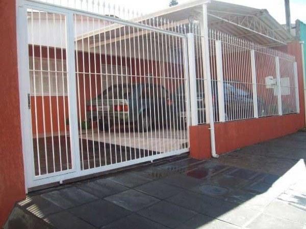 8-Modelos de portões de garagem