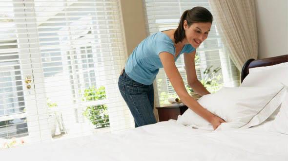 Saiba como escolher a roupa de cama perfeita aí na sua casa.