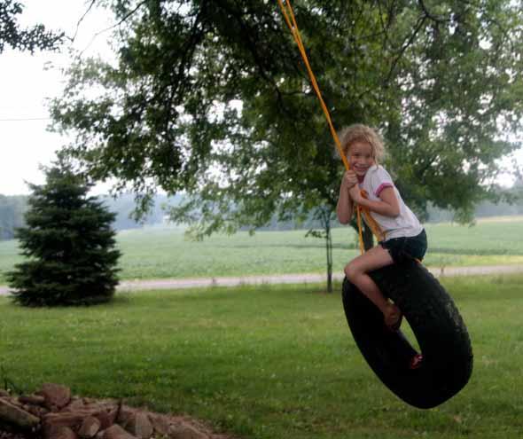 Como fazer balanços para seus filhos 014