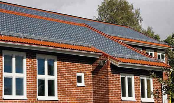 Telhas de vidro – Eficiência energética residencial 002