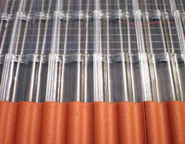 Telhas de vidro – Eficiência energética residencial 004