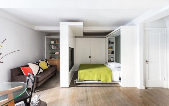 Apartamento maximizado em Nova York 007