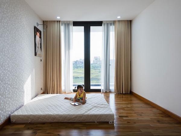 BQ-17 Residence, casa minimalista12
