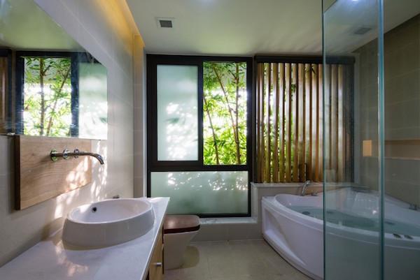 BQ-17 Residence, casa minimalista13
