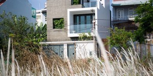 BQ-17 Residence, casa minimalista2