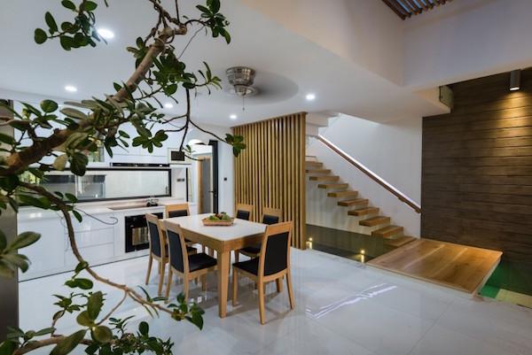 BQ-17 Residence, casa minimalista6