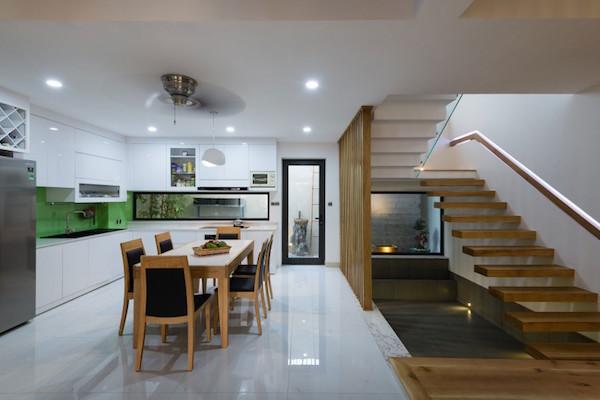 BQ-17 Residence, casa minimalista7