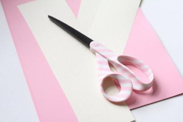 Como fazer flores de papel 002