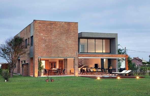 Ideias para renovar a fachada da casa rapidamente 002