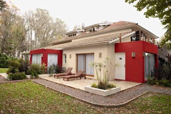 Ideias para renovar a fachada da casa rapidamente 004