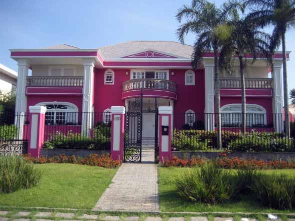 Ideias para renovar a fachada da casa rapidamente 005