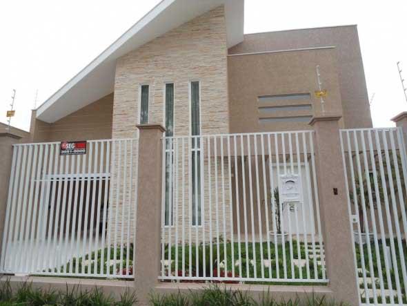 Ideias para renovar a fachada da casa rapidamente 006