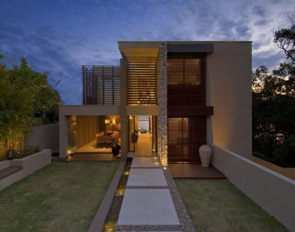 Ideias para renovar a fachada da casa rapidamente 008