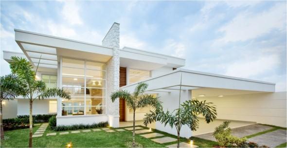 Ideias para renovar a fachada da casa rapidamente 010