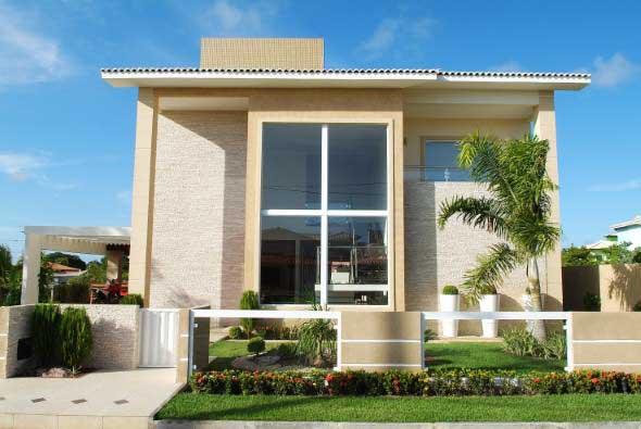 Ideias para renovar a fachada da casa rapidamente 013
