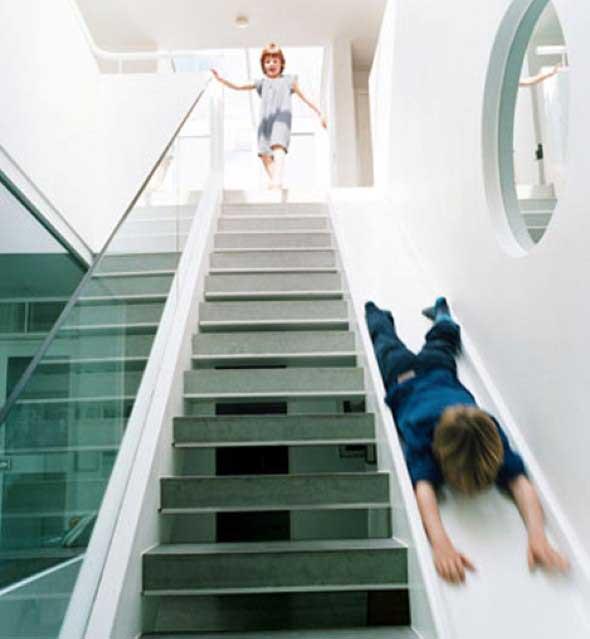Modelos de escadas diferentes 005