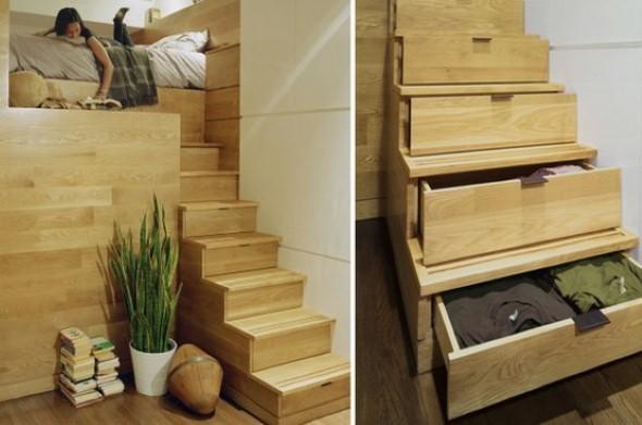 Modelos de escadas diferentes 006