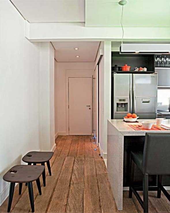 4 modelos de pisos para cozinha e 17 fotos de exemplos for Modelos de granitos para pisos