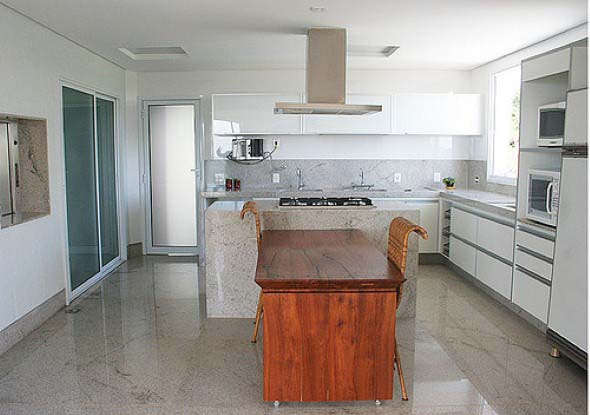 4 modelos de pisos para cozinha e 17 fotos de exemplos for Modelos de losetas para pisos