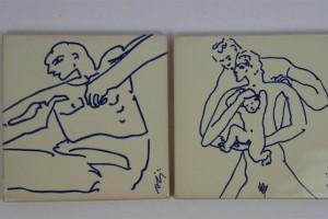 Álvaro Siza expõe peças no Museu do Azulejo em Lisboa2