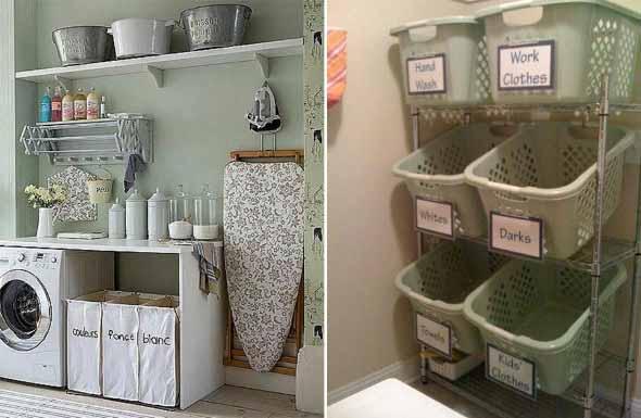 10 ideias para organizar lavanderia 006