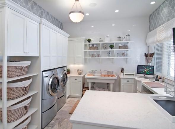 10 ideias para organizar lavanderia 010
