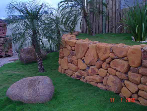 Muros de arrimo 001