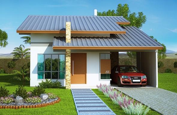 casa terreno 10x25