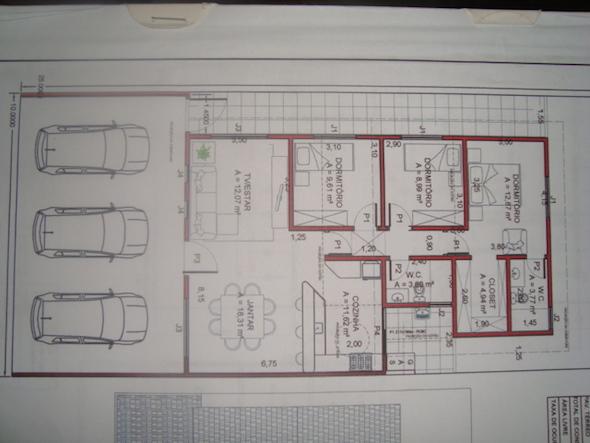 planta de casa 2