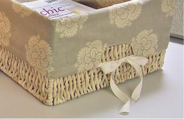 Como usar cestos de vime na decoração 001