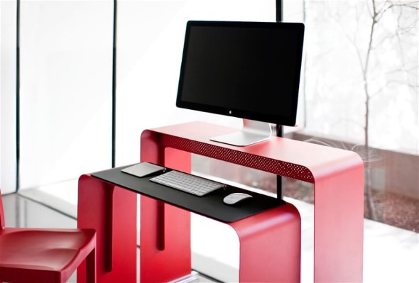 Mesas pequenas para espaços pequenos 003