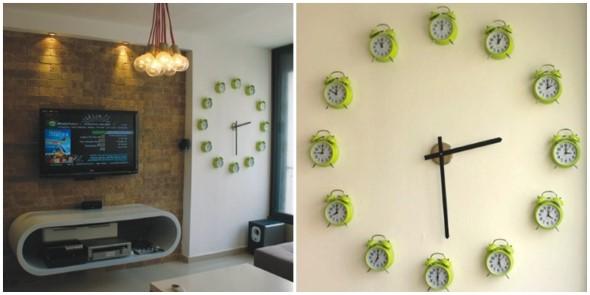 Relógios de parede modernos 007