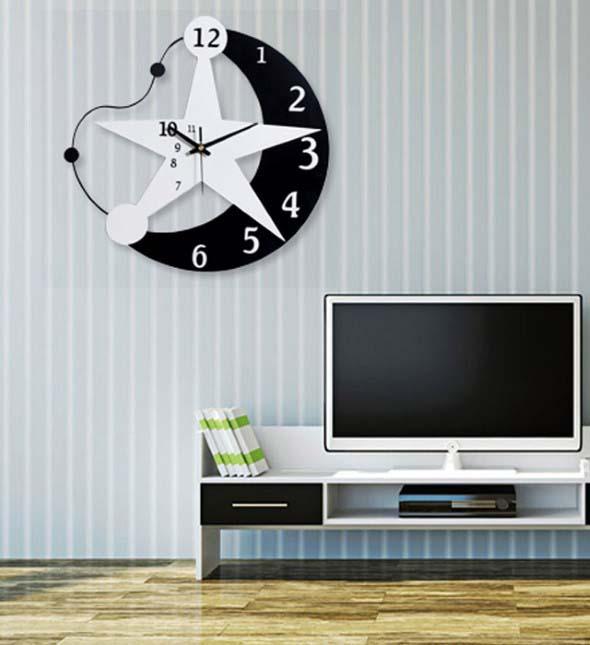 Relógios de parede modernos 008