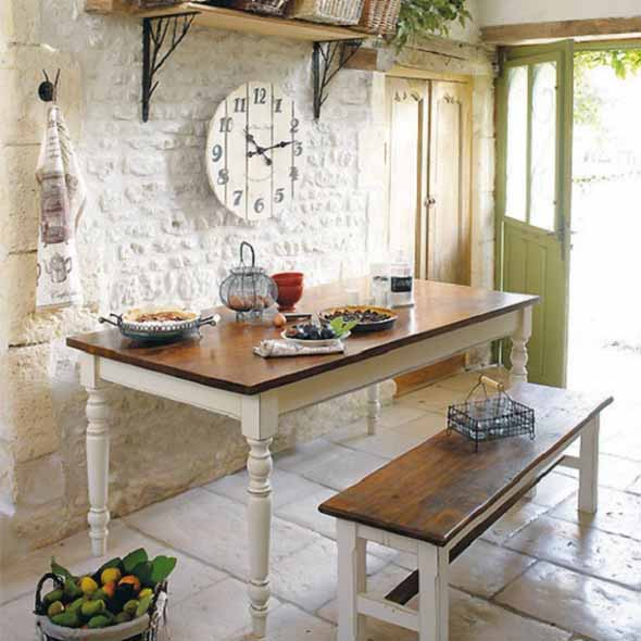 17 modelos decorativos rel gios de parede modernos for Blanc arredamento
